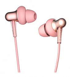 Наушники Xiaomi 1More Stylish Dual-Dynamic In-Ear Headphones Pink