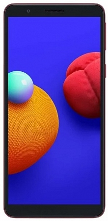 Samsung Galaxy A01 Core 1/16Gb Red РСТ