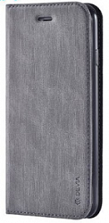 Книжка Devia Flip Case для Samsung Galaxy Note 8 N950F Grey