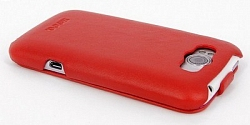 Чехол для HTC Sensation XL Hoco Case Leather Case Red
