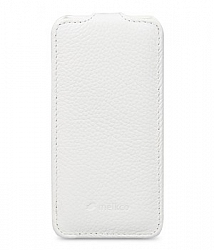 Чехол Melkco Leather Case для HTC One  Jacka Type White LC