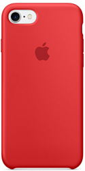 Накладка Silicon Case для Iphone 7 Plus/Iphone 8 Plus Red