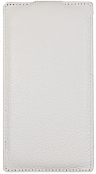 Чехол Melkco Leather Case for Sony Xperia T2 Ultra Dual D5322 White