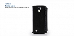 Чехол Hoco Royal Series Crystal Leather case for Samsung I9500 Black
