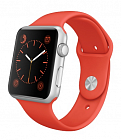 Apple Watch Sport 42mm with Sport Band MLC42 Red