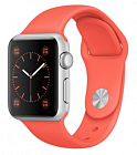 Apple Watch Sport 38mm with Sport Band MMF12 Silver/Pink