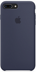 Накладка Silicon Case для Iphone 7 Plus/Iphone 8 Plus Midnight Blue