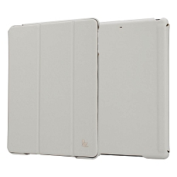 Чехол JisonCase Smart Leather Case для IPad Air/ipad 2017 White