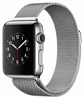 Apple Watch 38mm with Milanese Loop (MJ322) Silver