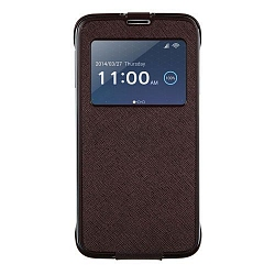 Чехол Anymode ViewCradle F-DMCC000KBR для Samsung Galaxy S5 G900F/G900H Brown