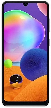 Samsung Galaxy A31 SM-A315F 128GB White РСТ