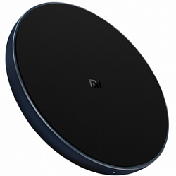 Беспроводное зарядное устройство Xiaomi Wireless Charger (Universal Fast Charge Edition) (WPC01ZM) Black