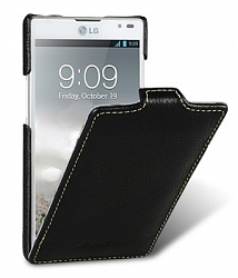 Чехол Melkco Leather Case для LG Optimus L9  Jacka Type Black