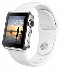 Apple Watch 38mm with Sport Band (MJ302) Silver