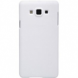 Чехол Nillkin Super Frosted Shield для Samsung Galaxy A7 A700 White