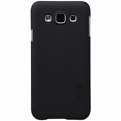 Чехол Nillkin Super Frosted Shield для Samsung Galaxy E5 E500H Black