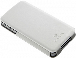 Чехол IMUCA Velvety Glaze для iphone 5 White